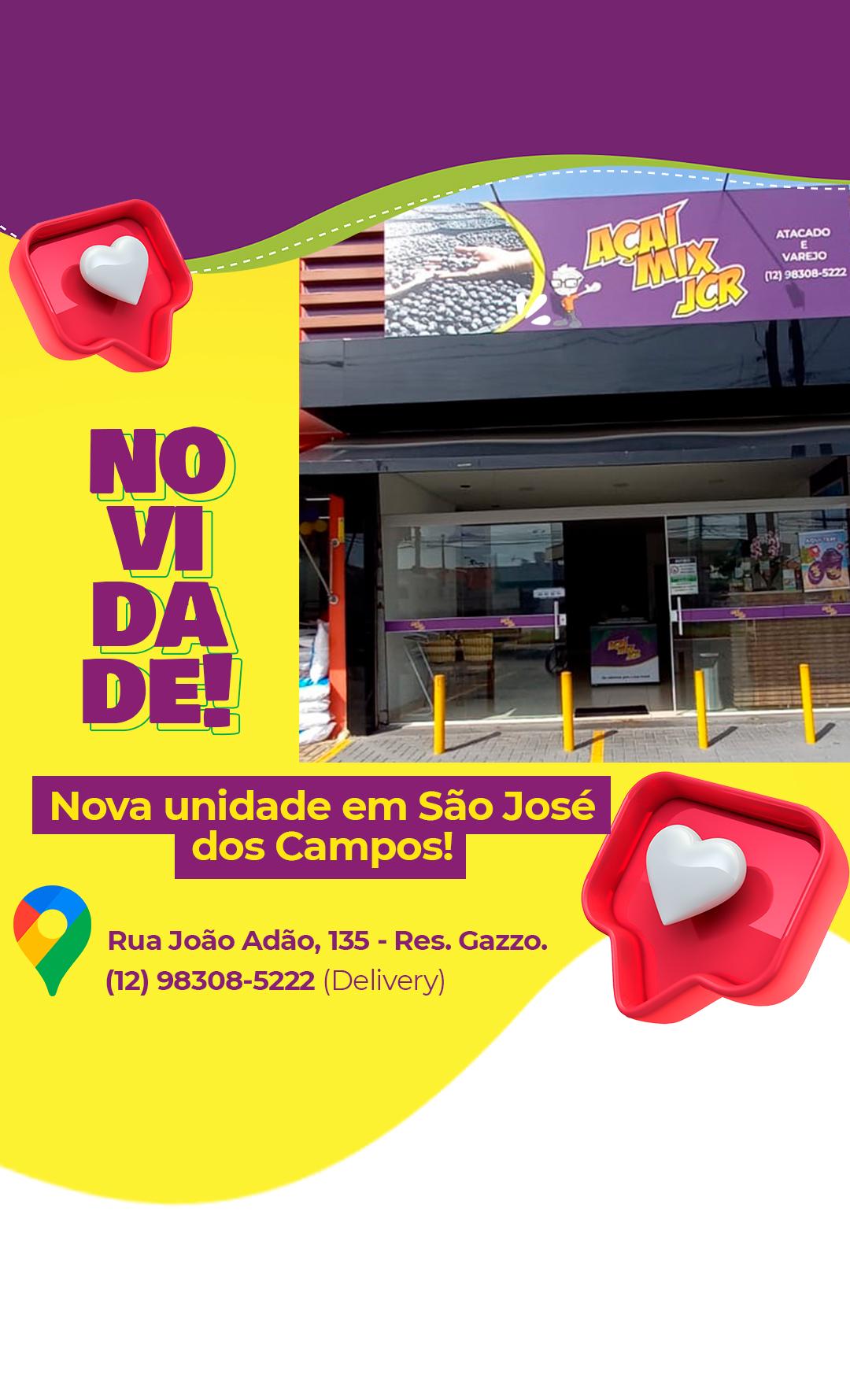 banner nova loja M